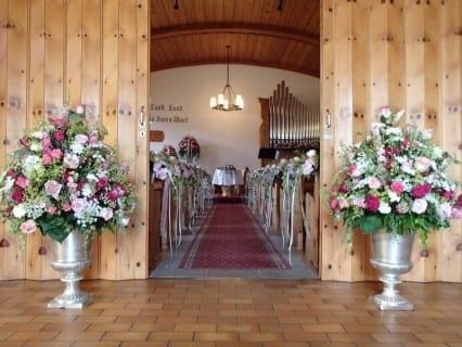 Blumen Keusch Hochzeit